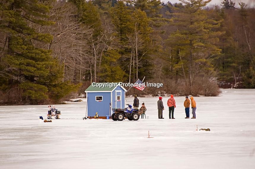 Ice fishing nh carita aarnio for Ice fishing nh