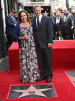 17 April 2017 - Hollywood, California - Gary Sinise, Moira Sinise. Gary Sinise Honored With Star On The Hollywood Walk Of Fame.<br /> CAP/ADM<br /> &copy;ADM/Capital Pictures