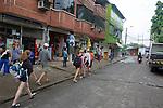 Walking Around Town While Waiting For Boat, On The Way to Tiputini, Puerto Francisco de Orellana