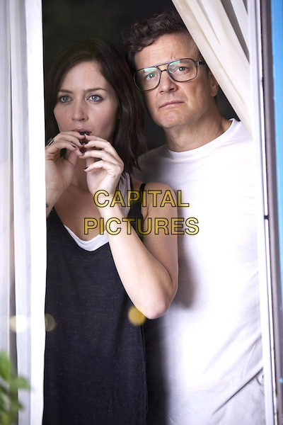 Emily Blunt, Colin Firth<br /> in Arthur Newman (2012) <br /> *Filmstill - Editorial Use Only*<br /> CAP/NFS<br /> Image supplied by Capital Pictures