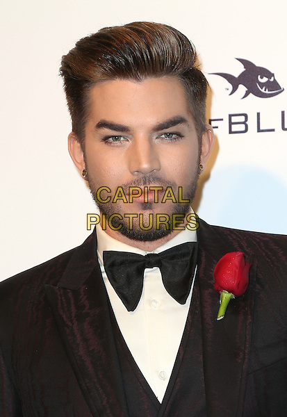 WEST HOLLYWOOD, CA - FEBRUARY 26: Adam Lambert at the Sir Elton John AIDS Foundation's 'Wonderful Crazy Night' Viewing Party in West Hollywood, California on February 26, 2017. <br /> CAP/MPI/FS<br /> &copy;FS/MPI/Capital Pictures