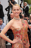 Amber Valletta at the premiere for &quot;Wonderstruck&quot; at the 70th Festival de Cannes, Cannes, France. 18 May 2017<br /> Picture: Paul Smith/Featureflash/SilverHub 0208 004 5359 sales@silverhubmedia.com