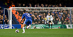 08 December 2009 - Joe Cole playing for Chelsea running toward the Apoel goal during the Uefa Champions League match, Group D, Chelsea v Apoel Nicosia at Stamford Bridge, London, UK..Photo by Mitchell Gunn/Actionplus. World Editorial Licenses.