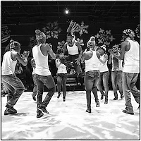Step Afrika Holiday 2012 Performances for Instagrams