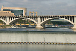Minnesota, Twin Cities, Minneapolis-Saint Paul: St. Anthony Falls on the Mississippi River..Photo mnqual245-75168..Photo copyright Lee Foster, www.fostertravel.com, 510-549-2202, lee@fostertravel.com.