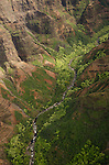 Koai'e Stream in Waimea Canyon, Kauai, Hawaii
