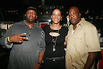 Erick Sermon of EPMD, Steph Lova and Billy Danze of M.O.P. Attend Boost Mobile in association with Guerilla Union Presents An East Coast ROCK THE BELLS FESTIVAL SERIES Press Conference and Fan Appreciation Party at Santos Party House, NY  6/13/12