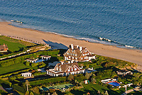 Home along the Atlantic Ocean, South Fork, Southampton, Long Island, New York