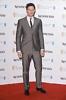 James Norton at the 2017 BAFTA Film Awards Nominees party held at Kensington Palace, London, UK. <br /> 11 February  2017<br /> Picture: Steve Vas/Featureflash/SilverHub 0208 004 5359 sales@silverhubmedia.com