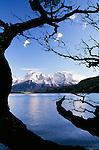 Lago Nordenskjold, Cuernos del Paine, Torres del Paine National Park, Chile
