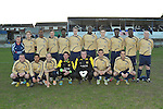 14/04/2014 - Elmhurst v Real Dagenham - Roy King Cup Final - Romford and District Football League