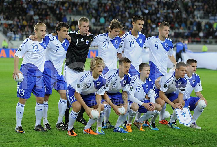fußball finnland