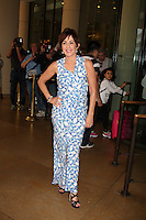 LOS ANGELES - AUG 2:  Patricia Heaton arrives at the Hallmark Channel TCA Press Tour 2012 at Beverly Hilton Hotel on August 2, 2012 in Beverly Hills, CA