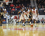 "Ole Miss' Martavious Newby (1) vs. East Tennessee State at the C.M. ""Tad"" Smith Coliseum in Oxford, Miss. on Saturday, December 14, 2012. Mississippi won 77-55 to improve to 7-1. (AP Photo/Oxford Eagle, Bruce Newman).."