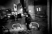 Wroclaw 01.2010 Poland<br /> Transsexual Marina Till.<br /> Marina Till, a transsexual, has had numerous medical examinations and treatments, such as a very intense hormonal therapy, at times seriously weakening her organism. For a long time she has been dreaming  about a sex change surgery that she can not afford. She does not accept herself and her body. Frequent suicide attempts and alcohol abuse, are means of escape from the body she lives in. A body that does not belong to her.<br /> Photo: Adam Lach / Napo Images<br /> <br /> Transseksualista Marina Till.<br /> Transseksualista Marina Till przeszla juz setki kuracji hormonalnych i badan psychoterapeutycznych, ktore w znaczny sposob wycienczyly jej organizm. Od wielu lat marzy o zmianie plci lecz najzwyczajniej nie stac ja na zbyt kosztowna operacje. Nie akceptuje siebie, nie akceptuje swojego ciala. Czeste proby samobojcze i znaczne ilosci alkoholu sa dla niej sposobem na ucieczke, przede wszystkim od swiadomosci ze cialo w ktorym zyje nie nalezy do niej.<br /> Fot: Adam Lach / Napo Images