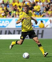 FUSSBALL   1. BUNDESLIGA  SAISON 2011/2012   2. Spieltag   13.08.2011 TSG 1899 Hoffenheim - Borussia Dortmund  Sven Bender (Borussia Dortmund)