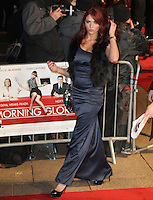 Amy Childs Morning Glory UK Premiere, Empire Cinema, Leicester Square, London, UK, 11 January 2011: Contact: Ian@Piqtured.com +44(0)791 626 2580 (Picture by Richard Goldschmidt)