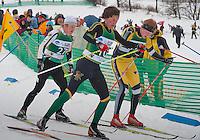 20110311 NCAA Nordic Classic Ski Championships