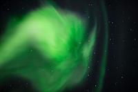 Large northern lights display directly above. (Photo by Travel Photographer Matt Considine)