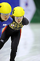 Biba Sakurai (JPN), JANUARY 31, 2011 - Short Track : the ladies 1500m short track skating preliminaries during the 7th Asian Winter Games in Astana, Kazakhstan. (Photo by AFLO) [0006]