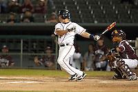 SAN ANTONIO, TX - MARCH 25, 2008: The Texas A&M University Aggies vs. The University of Texas at San Antonio Roadrunners Baseball at Nelson Wolff Stadium. (Photo by Jeff Huehn)