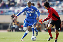 Musashi Suzuki (High-school Selection), MARCH 3, 2012 - Football / Soccer : FUJI XEROX Super Cup 2012 Next Generation match between U-18 J.league Selection 3-0 High-school Selection at National Stadium, Tokyo, Japan. (Photo by Yusuke Nakanishi/AFLO SPORT) [1090]