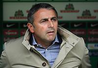 FUSSBALL   1. BUNDESLIGA   SAISON 2012/2013   4. SPIELTAG SV Werder Bremen - VfB Stuttgart                         23.09.2012        Manager Klaus Allofs (SV Werder Bremen)