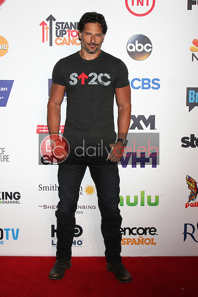 Joe Manganiello<br /> Stand Up 2 Cancer Telecast Arrivals, Dolby Theater, Los Angeles, CA 09-05-14<br /> David Edwards/DailyCeleb.com 818-249-4998