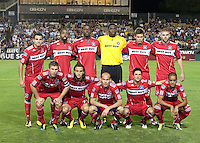 Chicago Fire Starting Eleven. The Chicago Fire defeated the San Jose Earthquakes 3-0 at Buck Shaw Stadium in Santa Clara, California on September 29th, 2010.