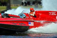 "Ron Snyder, U-36 ""Miss U. S, (Unlimited Hydroplane_"