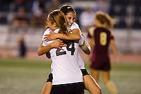 Penn vs. Brebeuf Jesuit: IHSAA Class 2A Girls Soccer State Championship (10.29.2016)