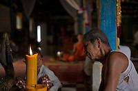 Monastery in Battambang, Cambodia