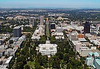 Sacramento Aerial Photography