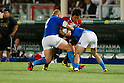 Koji Taira (JPN), AUGUST 13, 2011, Rugby : International test match between Italy 31-24 Japan at Dino Manuzzi Stadium, Cesena, Italy, (Photo by Enrico Calderoni/AFLO SPORT) [0391]