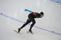 OLYMPICS: SOCHI: Adler Arena, 15-02-2014, Men's 1500m, Joey Mantia (USA), ©photo Martin de Jong