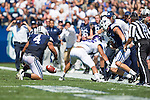 _88R4578..2012 FTB vs Weber State University..BYU - 45.Weber State - 6. .Photo by Jaren Wilkey/BYU..September 8, 2012..© BYU PHOTO 2012.All Rights Reserved.photo@byu.edu  (801)422-7322