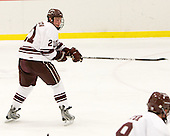 Nick Prockow (Colgate - 21) - The host Colgate University Raiders defeated the Army Black Knights 3-1 in the first Cape Cod Classic on Saturday, October 9, 2010, at the Hyannis Youth and Community Center in Hyannis, MA.