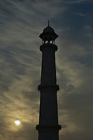 Sunrise at the Taj Mahal Agra, India