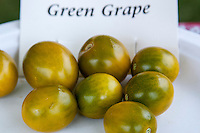 Green Grape Heirloom Tomato