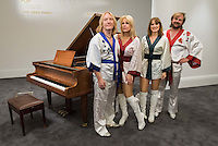 AUG 27 ABBA piano auction at Sotheby's