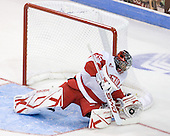 Grant Rollheiser (BU - 35) - The Boston University Terriers defeated the visiting University of Toronto Varsity Blues 9-3 on Saturday, October 2, 2010, at Agganis Arena in Boston, MA.