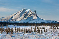 Mount Sukakpak, Brooks range, arctic, Alaska.