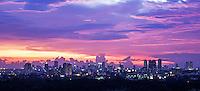 Manila at Sunset, Philippines