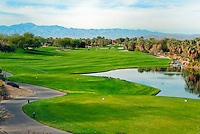 Golf Course, no one tee box over water, Fairway, Sand, Bunker, Golfing, Links, Trees, rolling fairways, beautiful, natural, Greens, Sand Trap, Water, Lake,