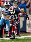 24 December 2006: Buffalo Bills wide receiver Peerless Price (81) in action against the Tennessee Titans at Ralph Wilson Stadium in Orchard Park, New York. The Titans edged out the Bills 30-29.&amp;#xA; &amp;#xA;Mandatory Photo Credit: Ed Wolfstein Photo<br />