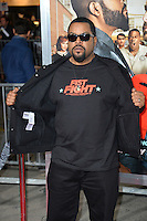Ice Cube at the world premiere for &quot;Fist Fight&quot; at the Regency Village Theatre, Westwood, Los Angeles, USA 13 February  2017<br /> Picture: Paul Smith/Featureflash/SilverHub 0208 004 5359 sales@silverhubmedia.com