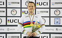 Picture by Simon Wilkinson/SWpix.com - 02/03/2017 - Cycling 2017 UCI Para-Cycling Track World Championships, Los Angeles USA - WILSON Ross Canada<br />