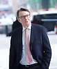 Andrew Marr Show arrivals<br /> BBC, Broadcasting House, London, Great Britain <br /> 19th February 2017 <br /> <br /> <br /> Lord Peter Mandelson<br />  president of Policy Network and Chairman of strategic advisory firm Global Counsel<br /> <br /> <br /> <br /> Photograph by Elliott Franks <br /> Image licensed to Elliott Franks Photography Services