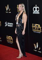 BEVERLY HILLS, CA. November 6, 2016: Actress Kate Hudson at the 2016 Hollywood Film Awards at the Beverly Hilton Hotel.<br /> Picture: Paul Smith/Featureflash/SilverHub 0208 004 5359/ 07711 972644 Editors@silverhubmedia.com