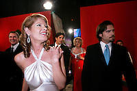 28 April 2006: Michelle Stafford in the exclusive behind the scenes photos of celebrity television stars in the STAR greenroom at the 33rd Annual Daytime Emmy Awards at the Kodak Theatre at Hollywood and Highland, CA. Contact photographer for usage availability.